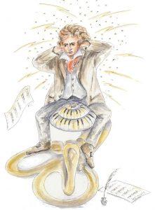 Beethoven avec acouphenes