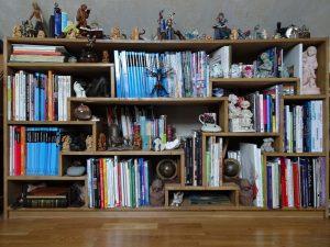 Ma bibliothèque de réference