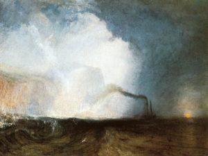 Turner Staffa fingal's cave