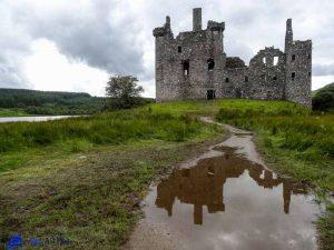 Kilchurn-Castle-Ecosse