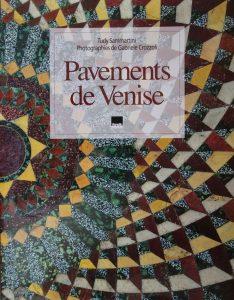 livre pavements de Venise