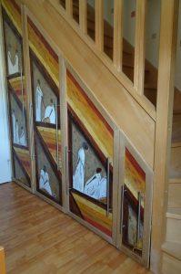 peintures portes placard bureau