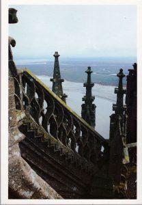 Escalier de dentelle- carte édition du patrimoine