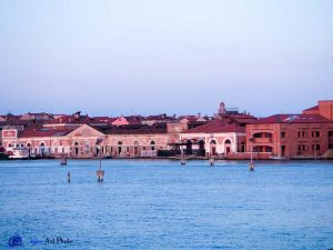 Départ de Venise