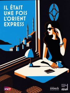 Ouvrage d'exposition-Orient Express