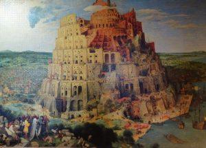 Puzzle-La Tour de Babel