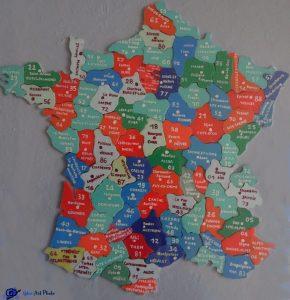 Puzzle-départements français