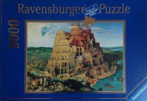 Puzzle - Tour de Babel