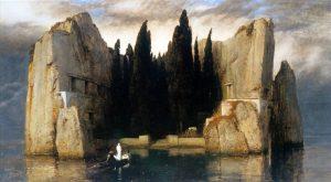 Berlin - l'Île des morts - 3ème version - 1883