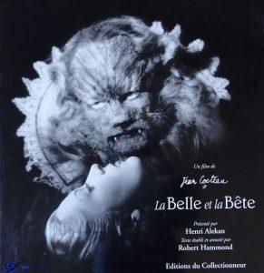 Livre-La Belle et la Bête-film J.Cocteau
