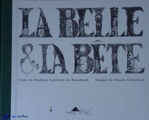 Livre - La Belle et la Bête