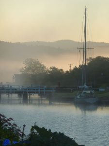Crinan canal - Ecosse