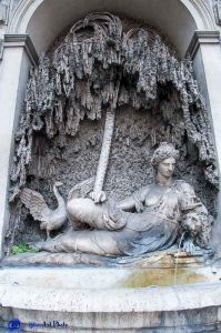 Rome - Les quatre Fontaines