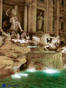 Rome - fontaine de Trévi