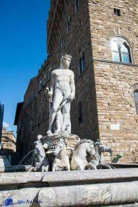 Florence - Piazza della Signora
