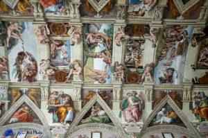 Rome - Chapelle Sixtine