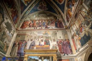 Florence - Santa Trinita