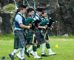 Highlands games - Ecosse