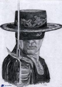 Le masque de Zorro - Antonio Banderas
