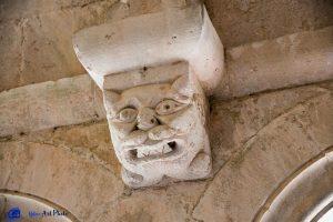 Diable - Abbaye de Senanque