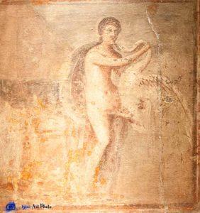 Léda - Musée archéologique de Naples