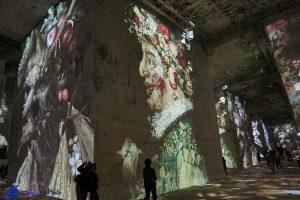 Carrières de lumière - Les Baux de Provence