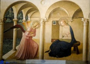 Florence - Annonciation Fra Angelico