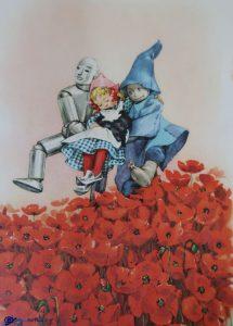 Source - Livre le Magicien d'Oz