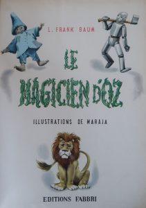 Livre le Magicien d'Oz