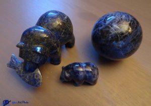 Lapis-lazuli - lazurite