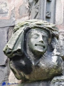 Ecosse - Melrose abbey