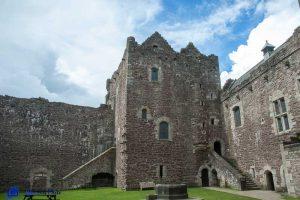 Ecosse - Doune castle