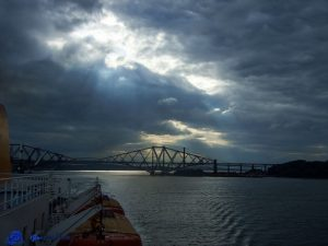 Edimbourg - Forth railway bridge