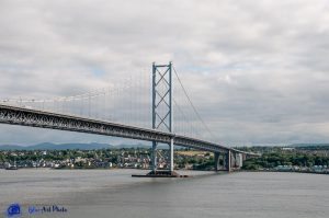 Edimbourg - Forth road bridge