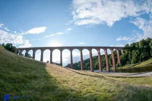 Viaduc Leaderfoot - Ecosse
