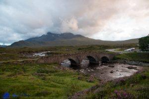 Ecosse - Île de Skye - Pont de Sligachan