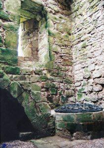Hermitage castle - Ecosse