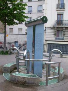 Paris - Puits artésien de la Butte aux Cailles - source petit-patrimoine.com