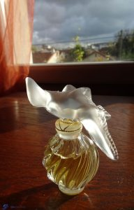 Cristal Lalique - Air du Temps Nina Ricci