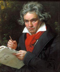 Beethoven - Joseph Karl Stieler - Source Wikipédia