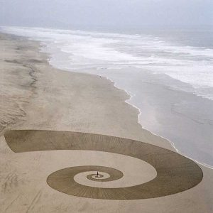jim-denevan - Beach Art - Source maxitendance.com