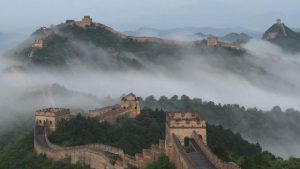 La grande uraille de Chine - Source francetvinfo.fr