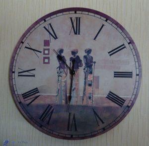 Horloge Afrique