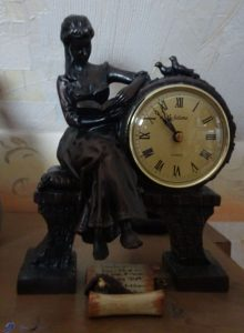 Horloge Jersey