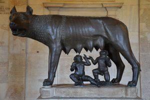 Rome Capiltolini museum - Source Wikipédia