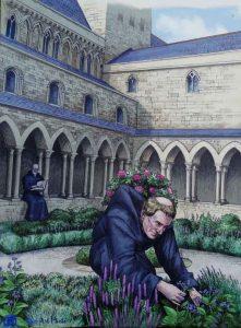 Ecosse - Abbaye de Jedburgh