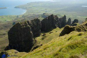Ecosse - Quiraing - Île de Skye