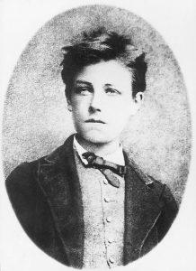 Carjat - A.Rimbaud - 1871