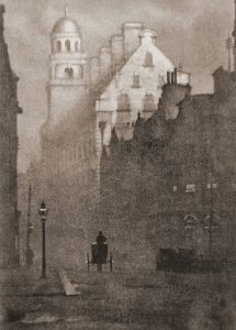 J. Dudley Johnston Liverpool Photogravure 1907