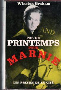 Livre de Winston Graham - Marnie